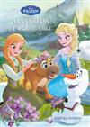 Anna & Elsa e o seu novo amigo.jpg