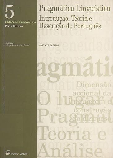 Pragmática linguística introdução, teoria e descrição do Português.jpg